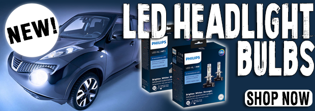 LED Car Headlight Bulb Range