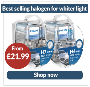 Best selling halogen for whiter light - Shop now