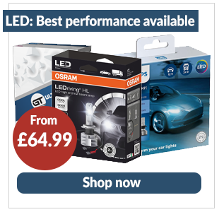 LED: Best performance available - Shop now