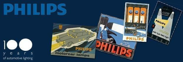 We`re celebrating 100 years of Philips Automotive Lighting