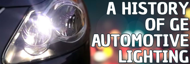 Ge S Automotive Lighting History Halogen Hid Bulbs