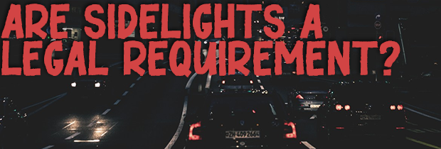 Are Sidelights a Legal Requirement?