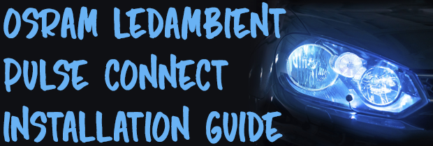 How To Install The OSRAM LEDambient PULSE CONNECT