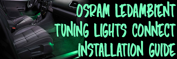 How To Install The OSRAM LEDambient TUNING CONNECT