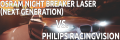 What`s The Difference Between OSRAM Night Breaker Laser (Next Generation) & Philips RacingVision?