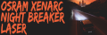 Introducing OSRAM Xenarc Night Breaker Laser