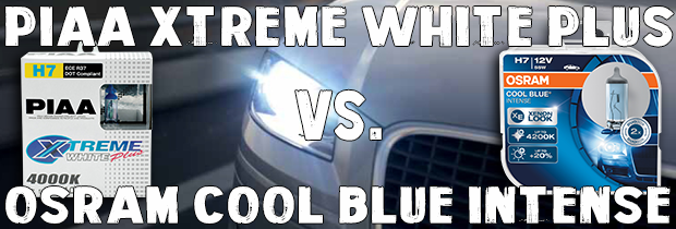What`s The Difference Between PIAA Xtreme White Plus and OSRAM Cool Blue Intense?
