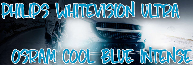 What`s The Difference Between Philips WhiteVision Ultra & OSRAM Cool Blue Intense?