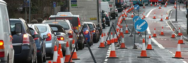 A rant about roadworks!