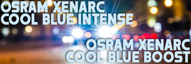 What`s The Difference Between OSRAM Xenarc Cool Blue Boost and OSRAM Xenarc Cool Blue Intense?