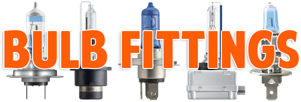 what are the differences between bulb fittings?