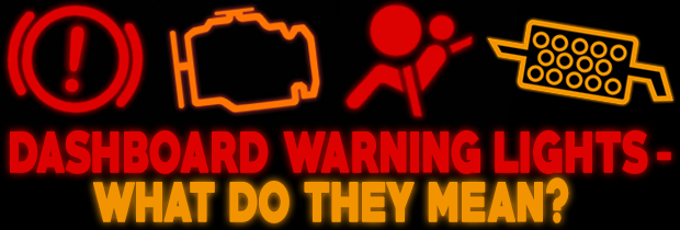 Dashboard Warning Lights What Do They Mean PowerBulbs - Car signs on dashboardcar warning signs you should not ignore