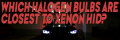 Which Halogen Bulbs Are Closest to Xenon HID?