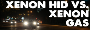 What Is The Difference Between Xenon HID and Xenon Gas-Filled Bulbs?