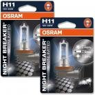 OSRAM Night Breaker Unlimited H11 (Twin)