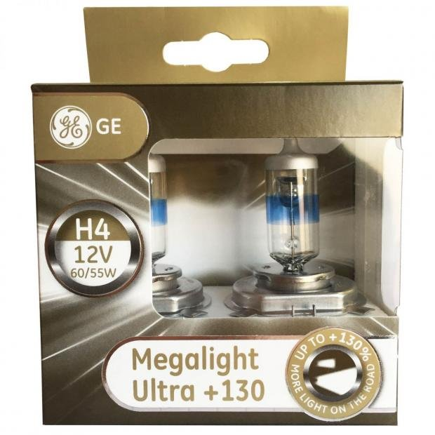 Megalight Ultra +130% H4 (Twin)