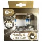 GE Megalight Ultra +130 H4 (Twin)
