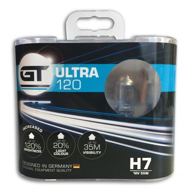 Ultra 120 H7 (Twin) - BUY ONE GET ONE FREE!