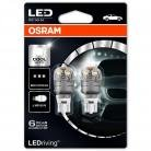 OSRAM LEDriving Cool White 6000K W16W (Twin)