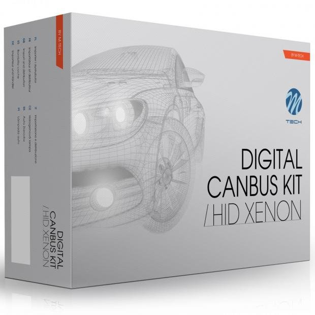 Canbus AC HID Conversion Kit H7 6000K