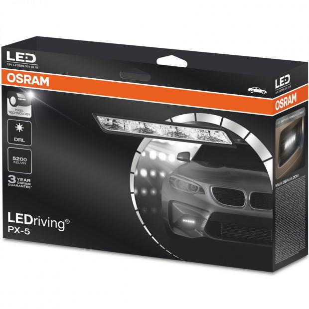LEDriving PX-5 DRL Daytime Running Light Kit