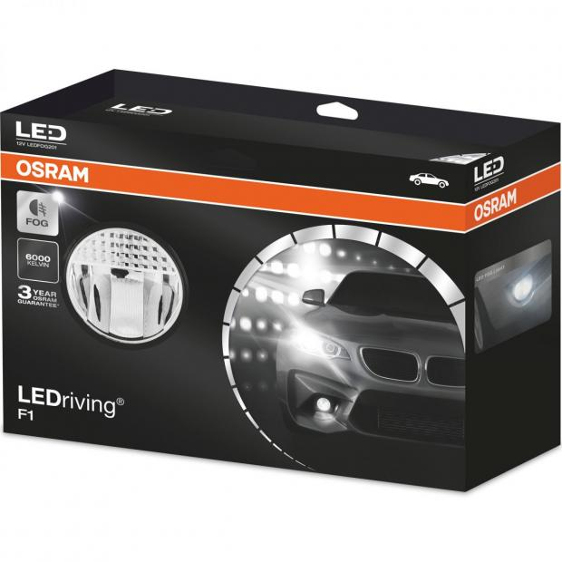 LEDriving F1 Fog Kit