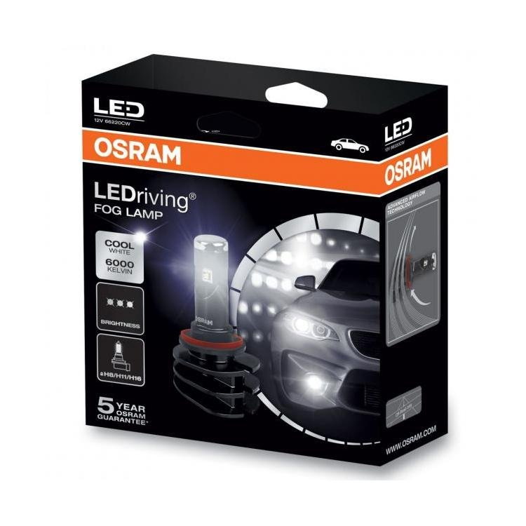 osram ledriving led fog lamps twin powerbulbs. Black Bedroom Furniture Sets. Home Design Ideas