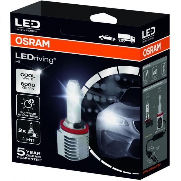 LEDriving LED H11 (Twin)