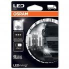 OSRAM T4W LEDriving - Cool White (Twin)