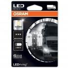 OSRAM OSRAM W5W 501 LEDriving Long Life Warm White (Twin)