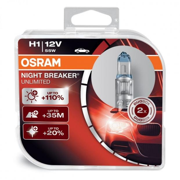 differences between osram night breaker unlimited osram. Black Bedroom Furniture Sets. Home Design Ideas