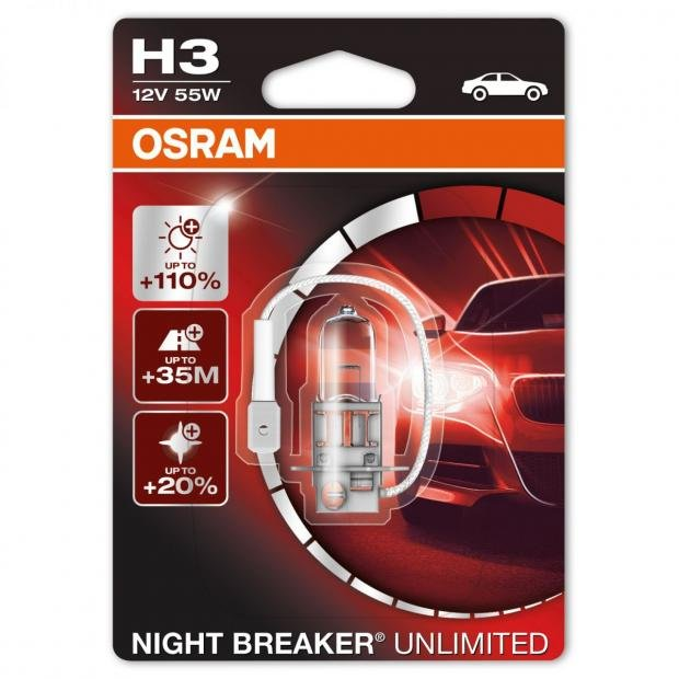 Night Breaker Unlimited H3 (Single)