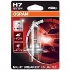 OSRAM Night Breaker Unlimited H7 (Single)