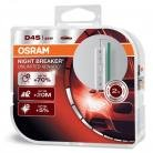 OSRAM Xenarc Night Breaker Unlimited D4S (Twin)