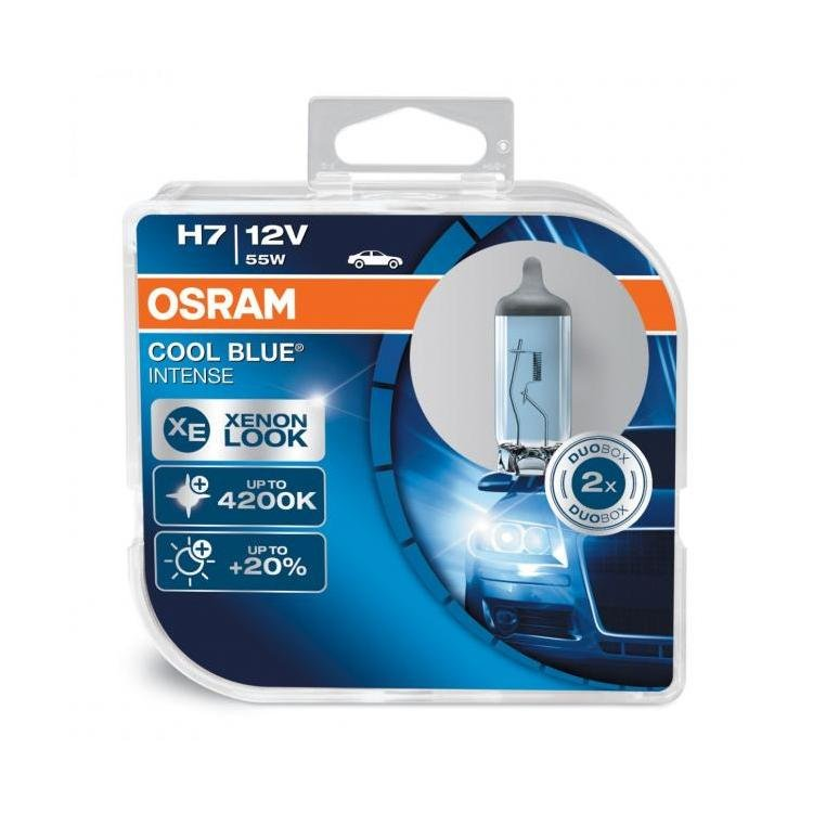 osram cool blue intense h7 replacement car bulbs powerbulbs. Black Bedroom Furniture Sets. Home Design Ideas