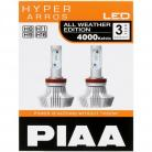 PIAA Hyper Arros LED H8/H11/H9/H16 (Twin)