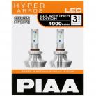 PIAA Hyper Arros LED HB3/HB4/HIR1/HIR2 (Twin)