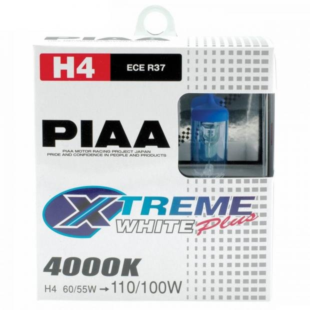 Xtreme White Plus H4 (Twin)