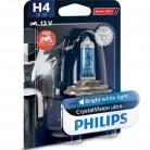 Philips CrystalVision Ultra Moto H4 (Single)