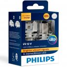 Philips X-tremeUltinon LED PY21W Amber (Twin)