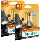 Philips Vision H7 Headlight Bulbs (Twin Pack)
