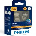 Philips X-tremeUltinon LED WY21W Amber (Twin)