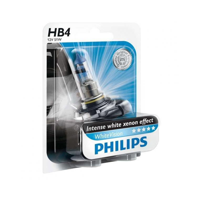 philips whitevision hb4 car styling bulb powerbulbs. Black Bedroom Furniture Sets. Home Design Ideas