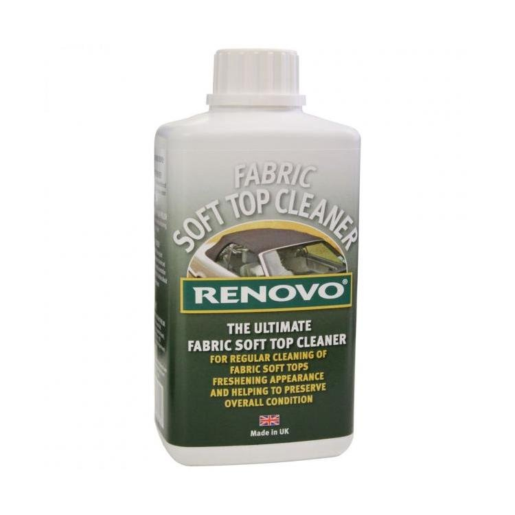 Renovo Fabric Soft Top Cleaner Convertible Roof Cleaner